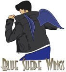 Blue Suede Wings