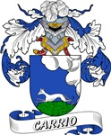 Carrio Coat of Arms, Family Crest