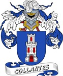 Collantes Coat of Arms, Family Crest