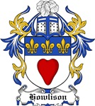 Howlison Coat of Arms, Family Crest