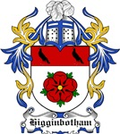 Higginbotham Coat of Arms