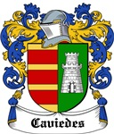 Caviedes Coat of Arms, Family Crest