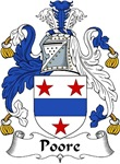 Poore Family Crest