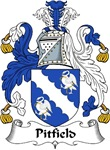 Pitfield Family Crest