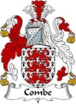 Combe Family Crest