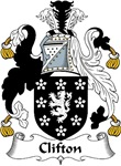 Clifton Family Crest