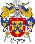 Moneva Family Crest