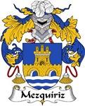 Mezquiriz Family Crest