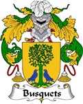 Busquets Family Crest