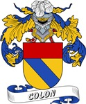 Colon Family Crest