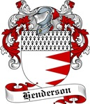 Henderson Family Crest, Coat of Arms