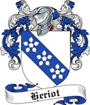 Heriot Family Crest, Coat of Arms