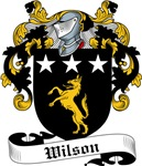 Wilson Family Crest, Coat of Arms