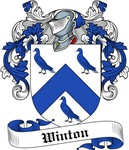 Winton Family Crest, Coat of Arms