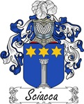 Sciacca Family Crest, Coat of Arms