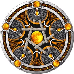 Pentacle of the Yellow Moon