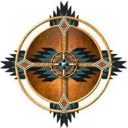 Native American Mandala 05