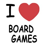 I heart board games