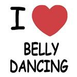 I heart belly dancing