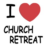 I heart church retreat