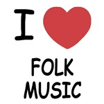 I heart folk music