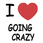 I heart going crazy