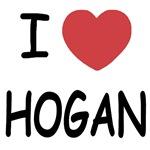 I heart hogan