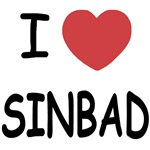 I heart sinbad