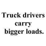 bigger loads