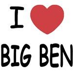 I heart big ben