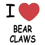 I heart bear claws