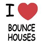 I heart bounce houses
