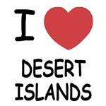 I heart desert islands