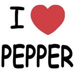 I heart pepper