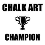 chalk art champ