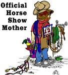 Horse Show Mom -Western