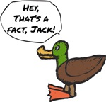 That's A Fact Jack Duck