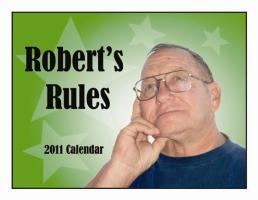Robert's Rules Calendar