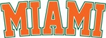 Miami Jersey Font