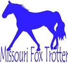 Missouri Fox Trotter T-shirts, Gifts: Blue