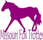 Missouri Fox Trotter T-shirts, Gifts: Orchid
