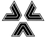 Black Triangles Logo