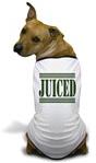 'Juiced' Dog Tees