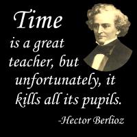 Berlioz on Time