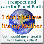 Earth Day sentiments