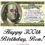 Happy Birthday, Ben