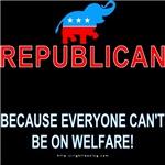 Republican because...