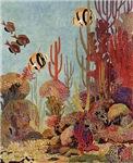 Vintage Marine Life