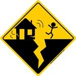 Earthquake Warning Novelties