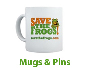 Frog Mugs, Phone Cases, Pins, Stickers